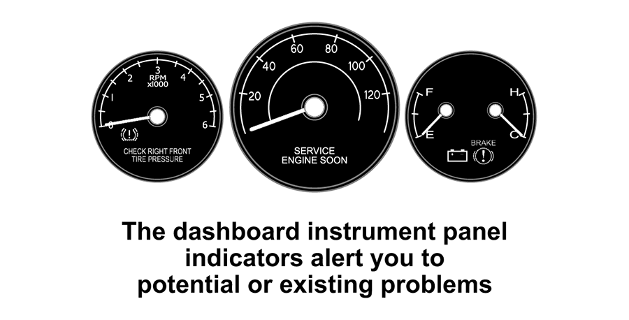 Dashboard Warning Diagnostic