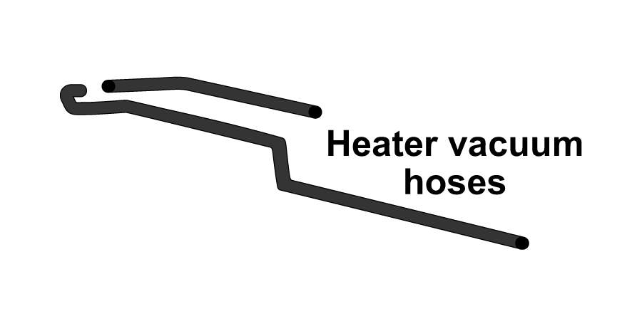 Heater Hose Replacement